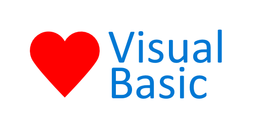 Love Visual Basic
