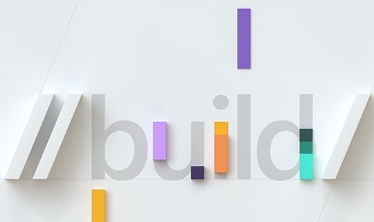 Logo Microsoft BUILD 2020