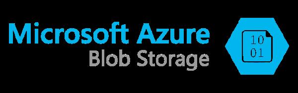 Logo Microsoft Azure Blob Storage